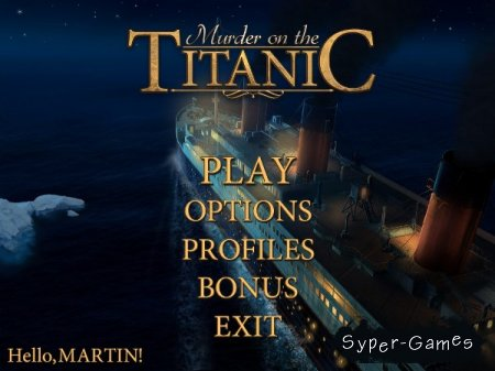 Murder on the Titanic (2012/ENG)