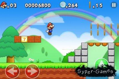 Super Mario Mod v1.1.2 apple