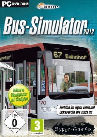 Bus Simulator 2012 + Patch 1.3 (2012/PC/DEU)