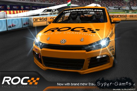 Race Of Champions - The Official Game