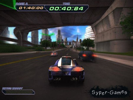 Police Supercars Racing Portable (ENG) 2010