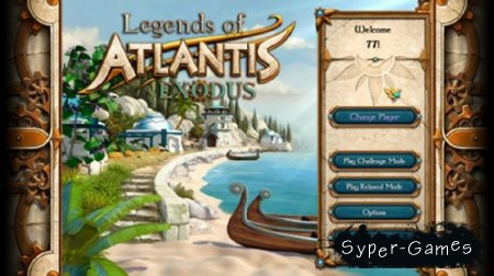 Legends of Atlantis: Exodus /  Легенды об Атлантиде: исход