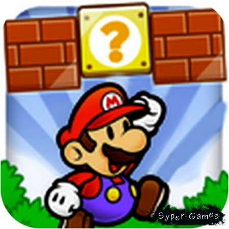 Super Mario Mod v1.1.2 apple
