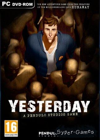 Yesterday: Печать Люцифера (2012/PC/RePack/Rus) by R.G. Catalyst