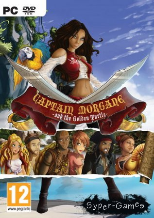 Captain Morgane and the Golden Turtle (2012/ENG)