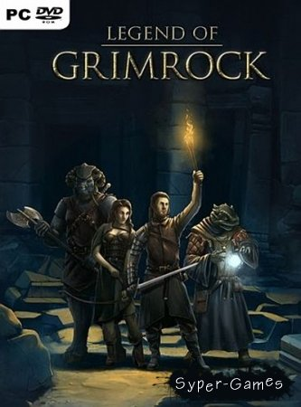 Legend of Grimrock (2012/ENG)