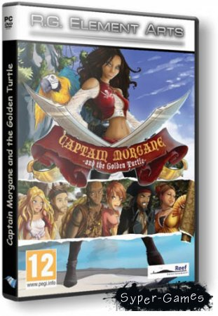 Captain Morgane and the Golden Turtle (2012/Eng/PC) RePack от R.G. Element Arts