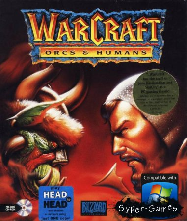 Warcraft: Orcs & Humans (1994/ENG)