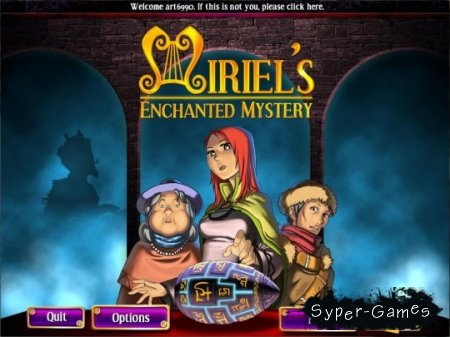 Miriel's Enchanted Mystery (2009/ENG)