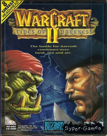 Warcraft II: Tides of Darkness (1995/ENG)