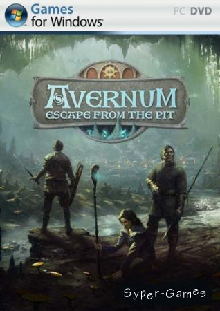 Avernum: Escape from the Pit (2012/PC)