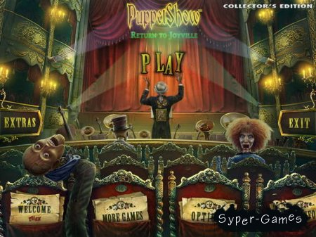 PuppetShow 4: Return to Joyville Collector's Edition (2012/ENG)