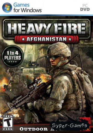 Heavy Fire : Afghanistan [2012, RUS/ENG, L]