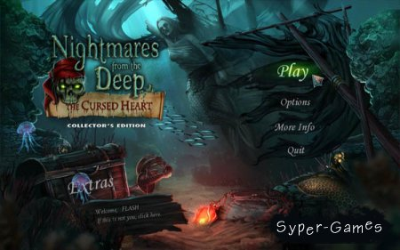 Nightmares from the Deep: The Cursed Heart Collector's Edition  (2012/ENG)