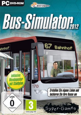 Bus Simulator 2012 (PC/2012)