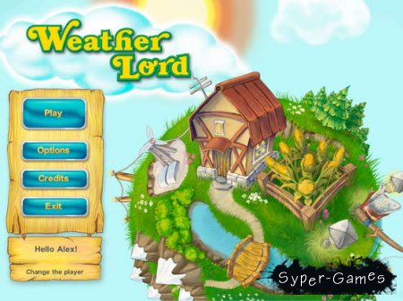 Weather Lord (2012/ENG)
