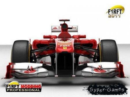 F1 RFT 2011 rFactor 2.0 (2011/ENG/Mods)