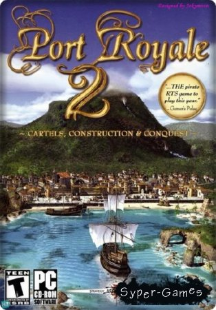 Port Royale 2 (PC/Eng+Rus)