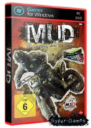 MUD - FIM Motocross World Championship (2012/Eng/PC) RePack от R.G. ReCoding