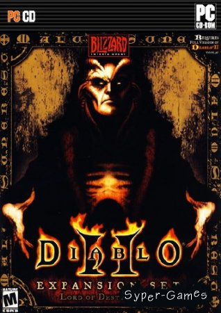Diablo 2: Lord of Destruction (2001/Rus/Eng/PC) RePack от R.G. ReCoding