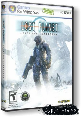 Lost Planet - Extreme Condition: Colonies Edition (2008/Rus/PC) RePack от R.G. ReCoding