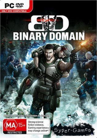 Binary Domain (2012/ENG/MULTi5/Steam-Rip)