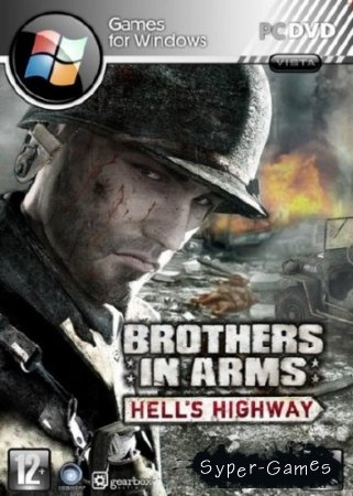 Brothers in Arms: Hell's Highway (2008/Rus/RePack от UltraISO)