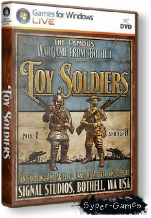 Toy Soldiers + 2 DLC (Microsoft Games Studios) (2012/MULTI8/Steam-Rip)