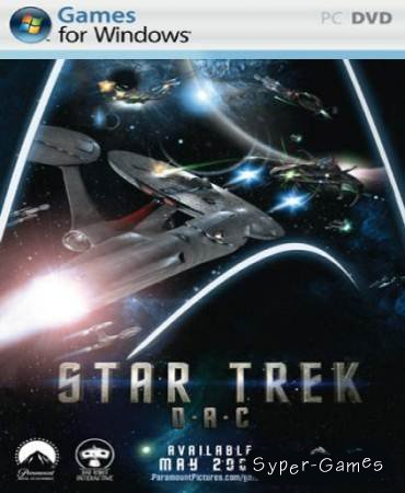 Star Trek D.A.C. (ENG) 2009