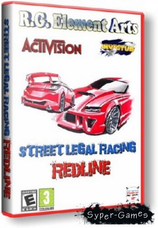 Street Legal Racing: Redline 2.2.1 MWM by Jack V2 pre-release 3 (2012/ENG/RePack от R.G. Element Arts)