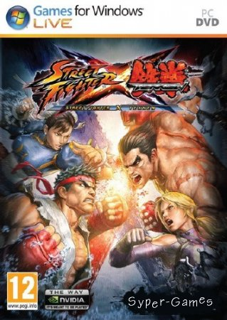 Street Fighter X Tekken (2012/Multi3/PC) Repack от R.G. Catalyst