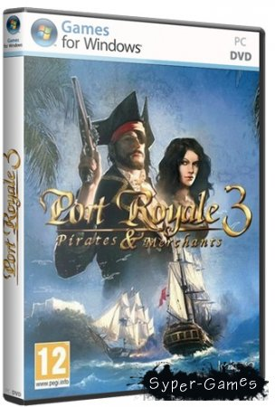 Port Royale 3 v1.1.2.24556 (Kalypso Media) (2012/ENG/Repack от R.G. Catalyst)
