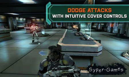 MASS EFFECT™ INFILTRATOR v.1.0.30 (Android/2012/ENG)