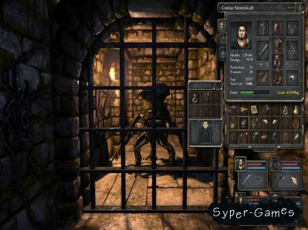Legend of Grimrock (2012/PC/ENG)