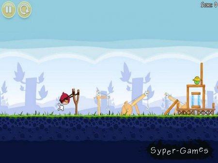 Антология Angry Birds (2012/PC/RUS)