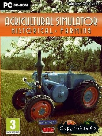 Agricultural Simulator Historical Farming 2012 (2012/ENG/L)