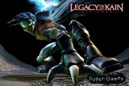 Legacy of Kain. Defiance (RUS) 2004