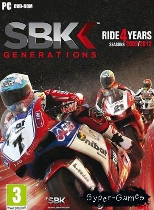 SBK Generations (2012/PC/RUS)