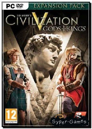 Civilization V: Gods and Kings GOTY (2012/MULTI8/RUS)