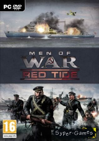 Men of War Red Tide (RUS) 2009