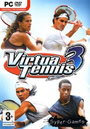Virtua Tennis 3 (2007/Rus/Eng/PC) RePack от Scorp1oN