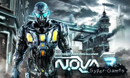 N.O.V.A. 3 - Near Orbit Vanguard Alliance (Android)