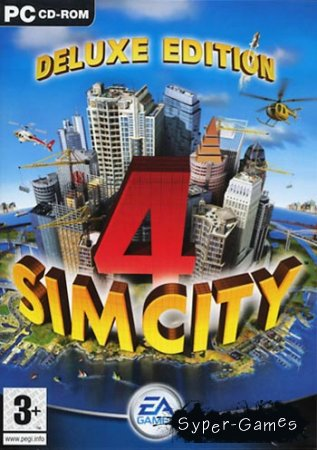 SimCity 4 Deluxe Edition (2012/RUS/PC)