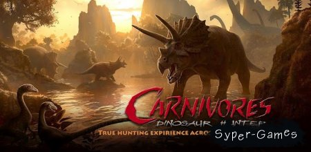 Carnivores: Dinosaur Hunter HD(Android)