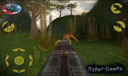 Carnivores: Dinosaur Hunter HD(Android)