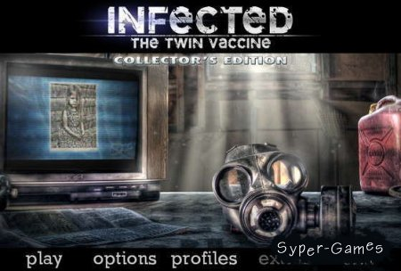 Infected: The Twin Vaccine / Collector's Edition (2012/PC/Eng)