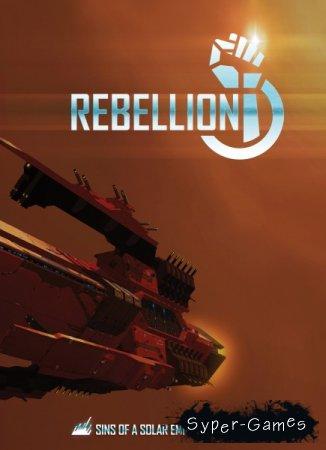 Sins of a Solar Empire: Rebellion (2012)