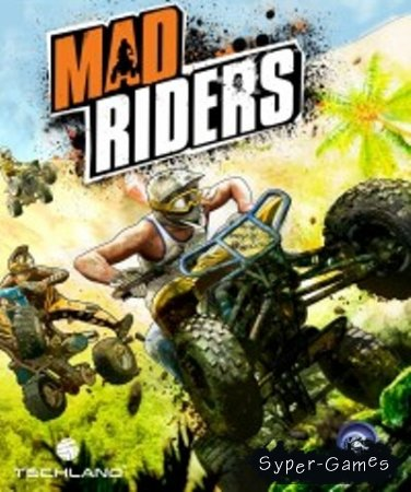 Mad Riders (2012/RUS/ENG)