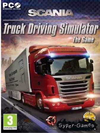 Scania Truck Driving Simulator: The Game (2012/RUS/ENG/L)