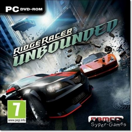 Ridge Racer Unbounded.v 1.13 + 4 DLC (Акелла) (2012/RUS/ENG/Multi6/Repack от Fenixx)